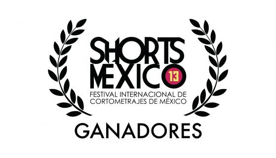 Imagen oficial de los ganadores Shorts Mexico 2018