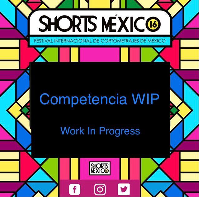 Convocatoria | Work in progress